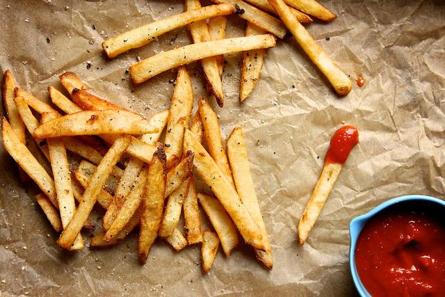 De lekkerste eigengemaakte friet