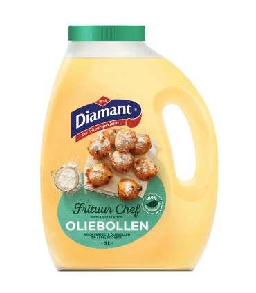 Frituurolie voor Oliebollen