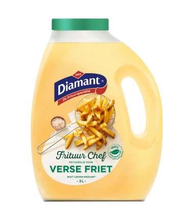 Frituurolie voor Verse Friet