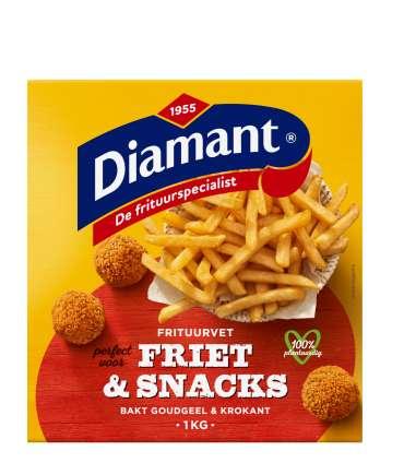 Frituurvet Friet & Snacks