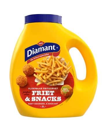 Vloeibaar Frituurvet Friet & Snacks