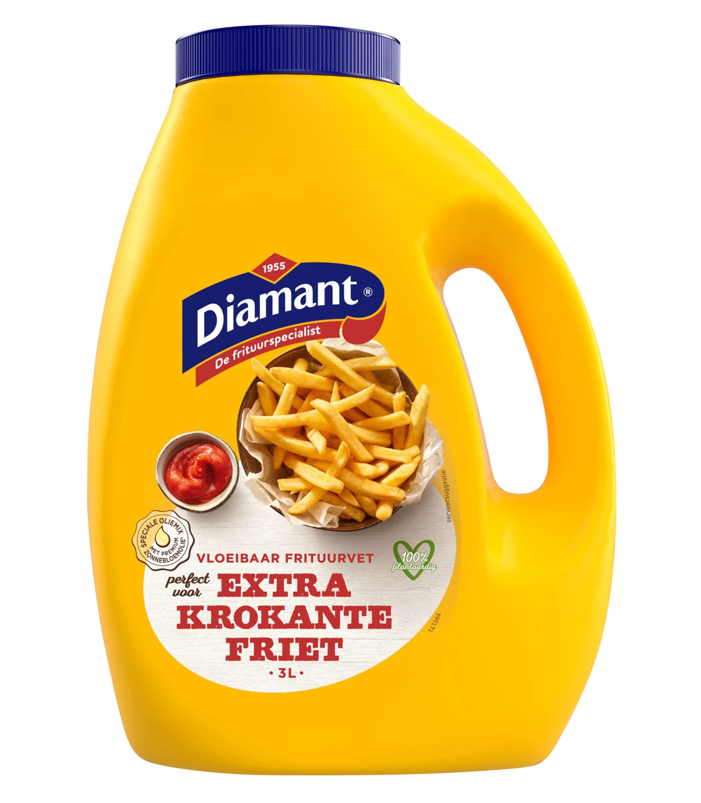Vloeibaar frituurvet extra krokante friet 3L